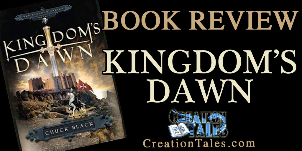 Book Review - Kingdom's Dawn - Book 1 in the Kingdom Series