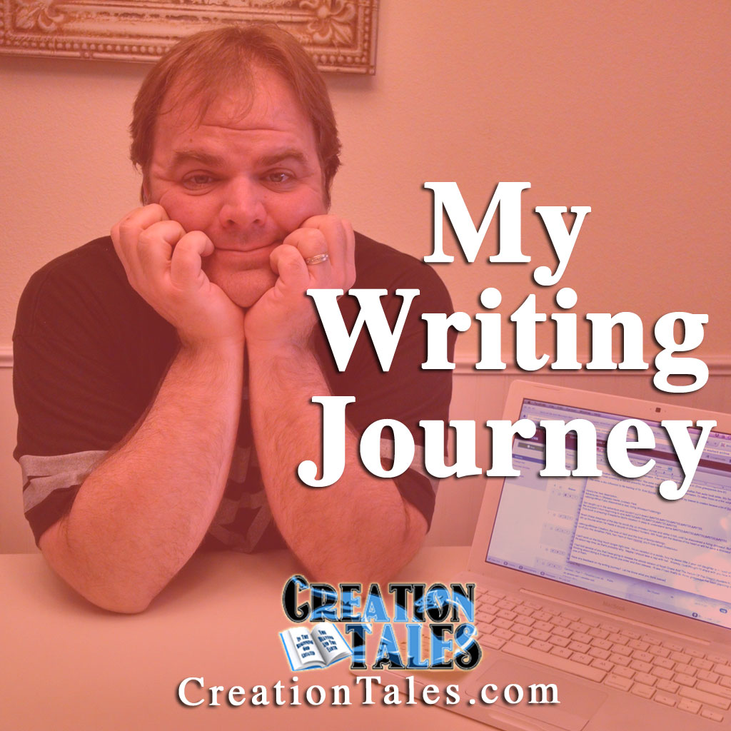 My Writing Journey - Noah Drake And The Dragon Series