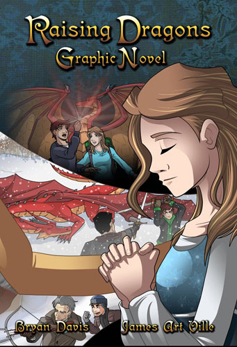 Raising Dragons Graphic Novel